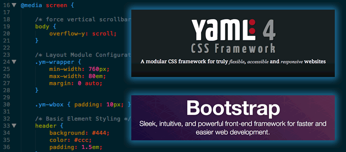 How I Learned to Stop Worrying and Love CSS Frameworks