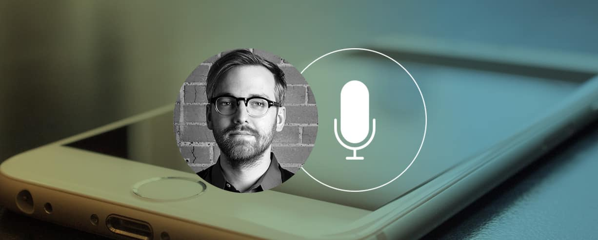 Our interview with Vinli's EVP of Experience, Daniel Hall on the Mobile First Podcast (Ep. 9)