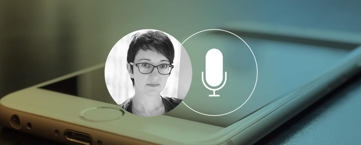 Our interview with ThredUP's VP of Product, Julia Kaplan on the Mobile First Podcast (Ep. 15)