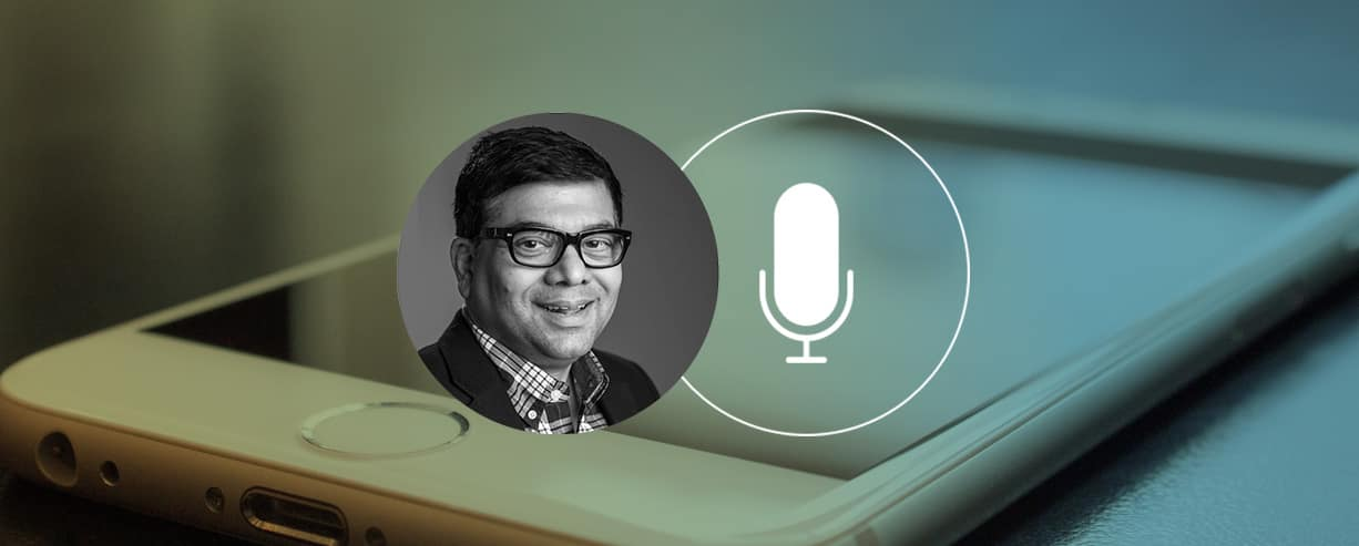Interview with SAP's GM, Head of Product Rohit Tripathi on the Mobile First Podcast
