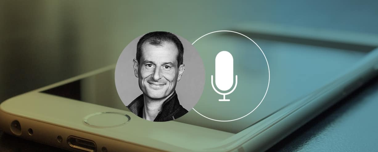 Interview with Salesforce's SVP of Mobile, Paolo Bergamo on the Mobile First Podcast