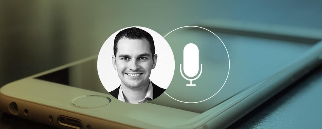 Interview with Magento's VP Strategy Peter Sheldon on the Mobile First Podcast