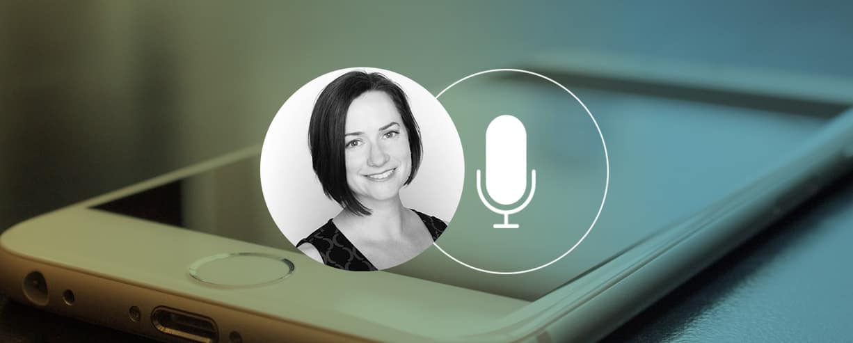 Interview with Ruby Receptionists w/ CTO Katharine Nester on the Mobile First Podcast