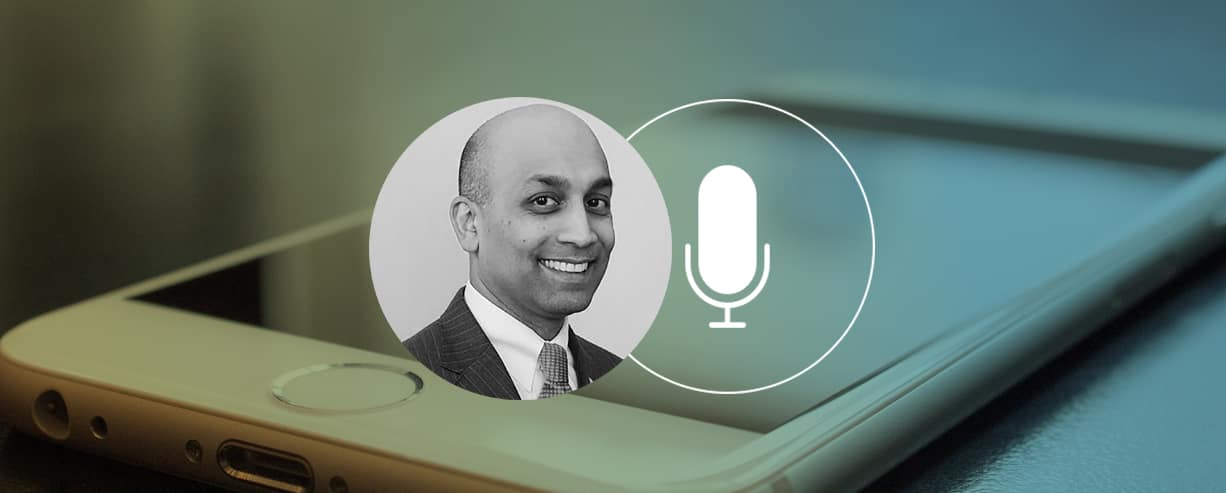 Our Interview with Seasons Hospice Chief Medical Officer Dr. Balu Natarajan on the M1 Podcast