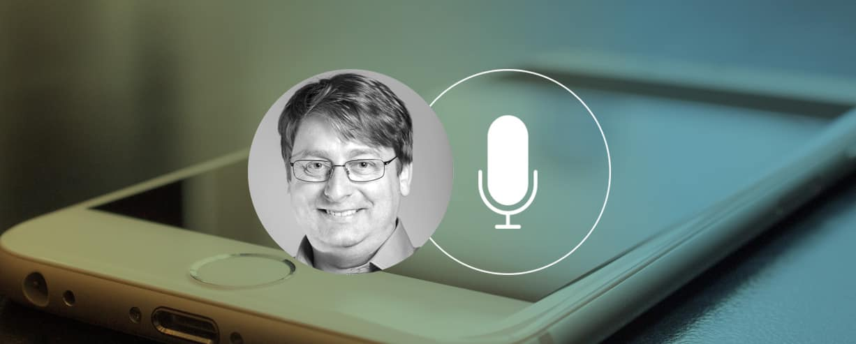 Our Interview with Infosys AVP and Global Head of Experience Design Jason Wolf on the M1 Podcast