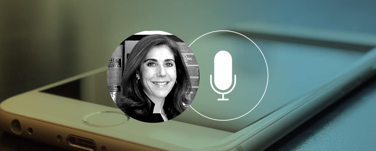 Our Interview with Merriam-Webster Chief Digital Officer Lisa Schneider on the M1 Podcast (Ep. 56)