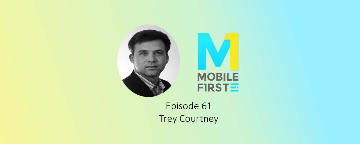 Our Interview with Mood Media SVP & Global Chief Product Officer, Trey Courtney, on the M1 Podcast (Ep. 61)