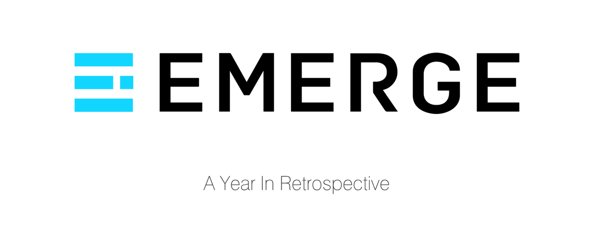 A Glimpse into the Life at Emerge in 2014