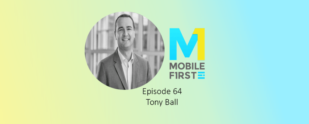 Our Interview with Entrust Datacard SVP & GM of Identity and Access Management, Tony Ball, on the M1 Podcast (Ep. 64)
