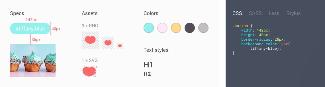 Design System Specifications